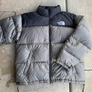 North face 700 nupste jacket puffer men's XL